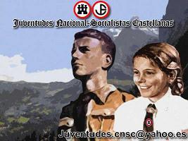 Principios de las Juventudes Nacionalsocialistas castellanas