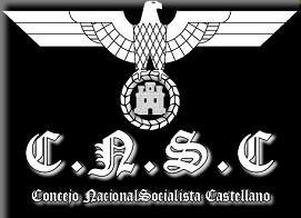 Ideologia Concejo NacionalSocialista Castellano